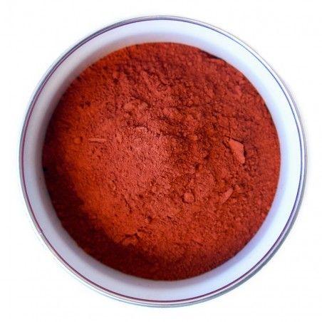 Pompeiansk Rød