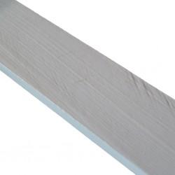 Linoliemaling - Musgrå