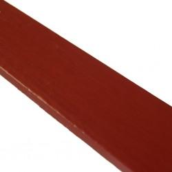 Linoliemaling - Mørk oxydrød