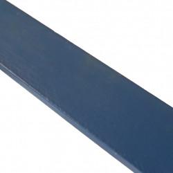 Linoliemaling - Muselblå 3