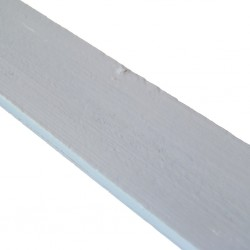 Linoliemaling - 1/2 Blue smoke