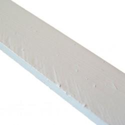 Linoliemaling - Blå kastel