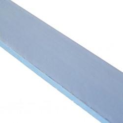 Linoliemaling - Voksblå