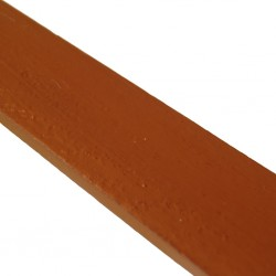 Linoliemaling - Burnt orange