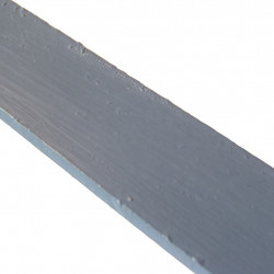 Linoliemaling - Dragkisteblå