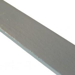 Linoliemaling - Algegrå