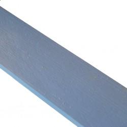 Linoliemaling - Almue blå