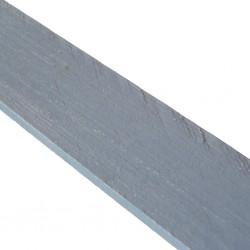 Linoliemaling - Blue steel