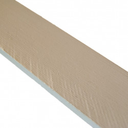 Linoliemaling - Hvid pastel