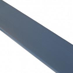 Linoliemaling - Muselblå 2