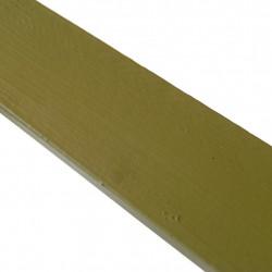 Linoliemaling - Oliven umbra