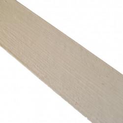 Linoliemaling - Råhvid