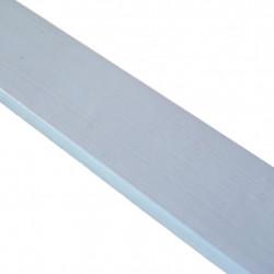 Linoliemaling - Voksblå lys