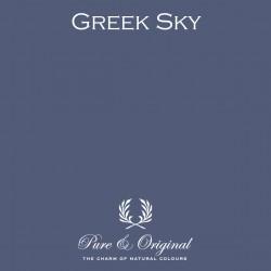 Fresco - Greek Sky
