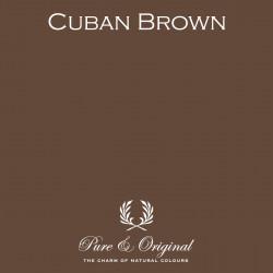 Fresco - Cuban Brown