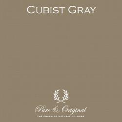 Wall Prim - Cubist Gray