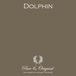 Wall Prim - Dolphin