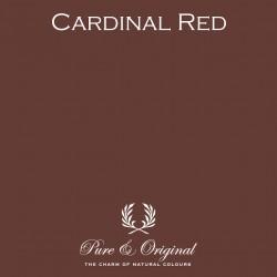 Wall Prim - Cardinal Red