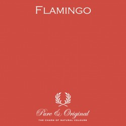 Wall Prim - Flamingo