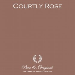 Wall Prim - Courtly Rose
