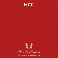 Wall Prim - Red