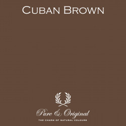 Wall Prim - Cuban Brown