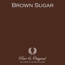 Wall Prim - Brown Sugar