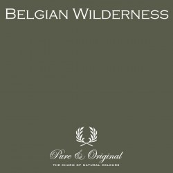 Wall Prim - Belgian Wilderness