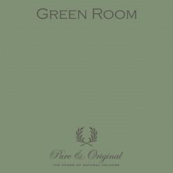 Wall Prim - Green Room