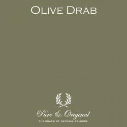 Wall Prim - Olive Drab