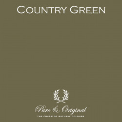 Wall Prim - Country Green