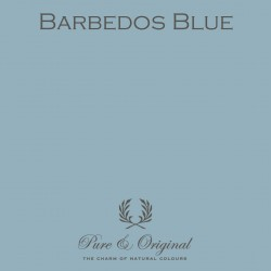 Wall Prim - Barbedos Blue
