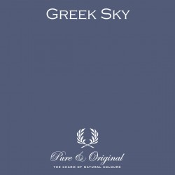 Wall Prim - Greek Sky