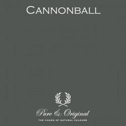Wall Prim - Cannonball