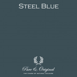 Wall Prim - Steel Blue