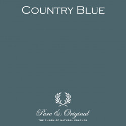 Wall Prim - Country Blue