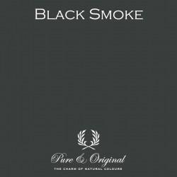 Wall Prim - Black Smoke