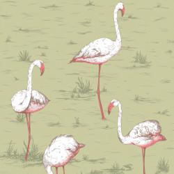 112/11038 - Flamingos - Icons