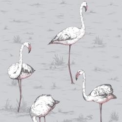 112/11040 - Flamingos - Icons