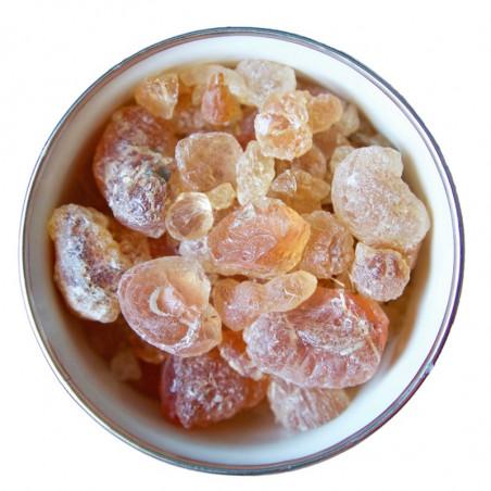 Gummi Arabicum klumber